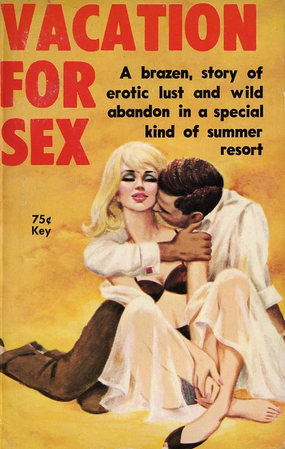 France Books F-68 - Rod Harding - Vacation for Sex