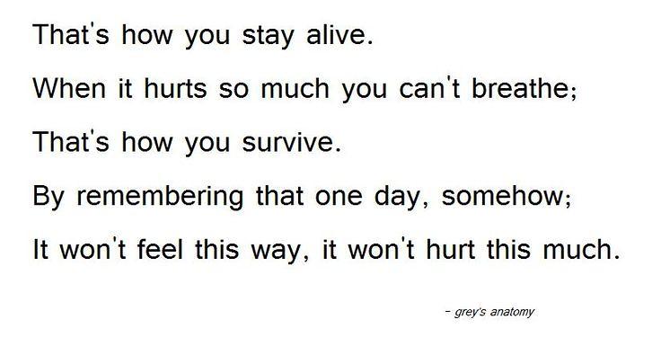 Sad Love Quotes Grey 39 S Anatomy Quotes Tumblr Lo Flickr