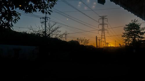 龍潭區 桃園市 台灣 a7ll fe1635mm sunset