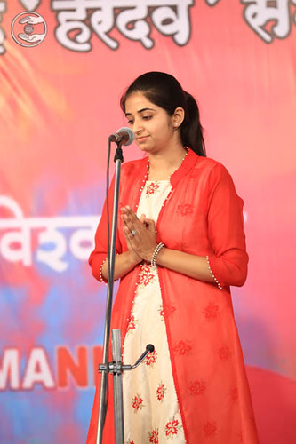 Devotional song by Sakshi Palwani