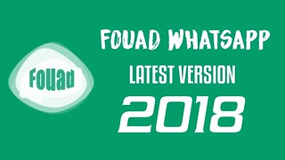 fouad whatsapp apk latest version