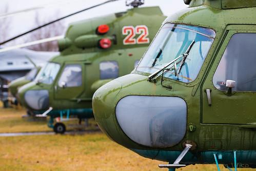 Mi-2 Hoplites | by Sam Wise