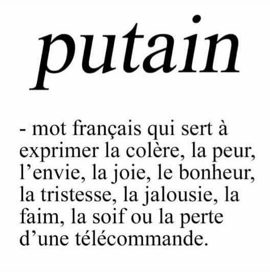 Meilleurs Citations De Jalousie Putain A French Word
