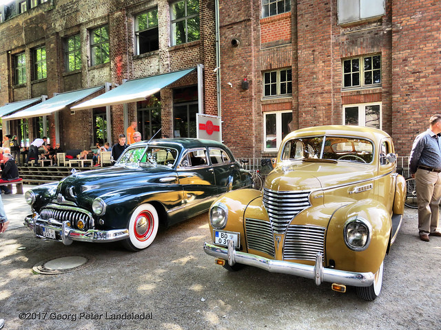 Buick Eight & Desoto