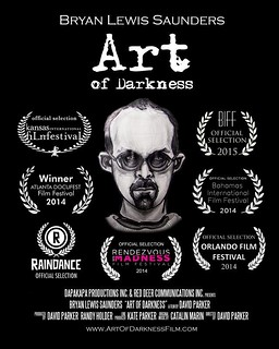 Art of Darkness Poster | by blsartstudio