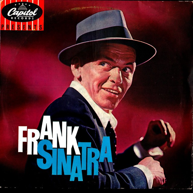Vinyl Albums Sinatra Frank Early Years 1955 1983