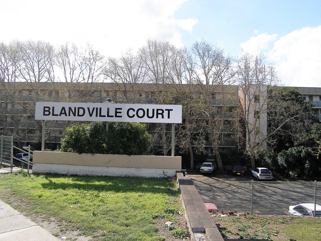 Blandville