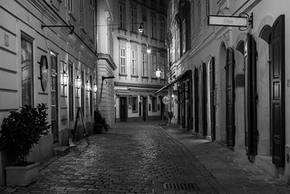 Vienna at Night | by romanboed