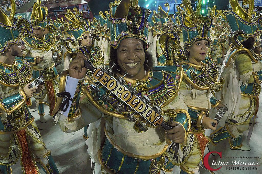 G. R. E. S. Imperatriz Leopoldinense 4742 Carnaval 2018 - Rio de Janeiro - RJ - Brasil