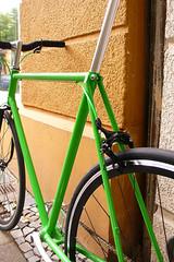 Singlespeed grün