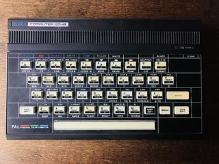 Timex Sinclair TC 2048 (1984)