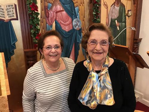 Nina & Mary | by Holy Spirit Orthodox Church