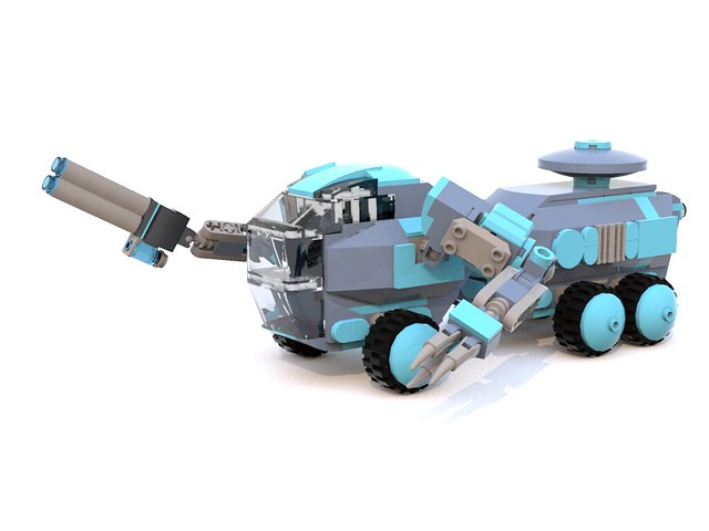 FebRovery Rover 5