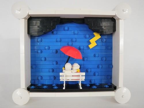 MOC for BrickPirate Challenge January-Febuary 2018: Back To Basic | by Renaud Petit Lego