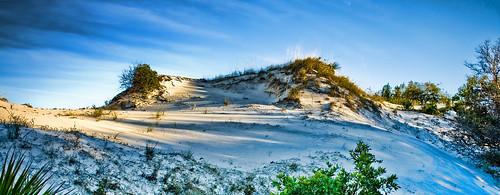 fortclinchstatepark 2601atlanticave fernandinabeach florida usa dunes sanddunes hills palmtrees sunshinestate