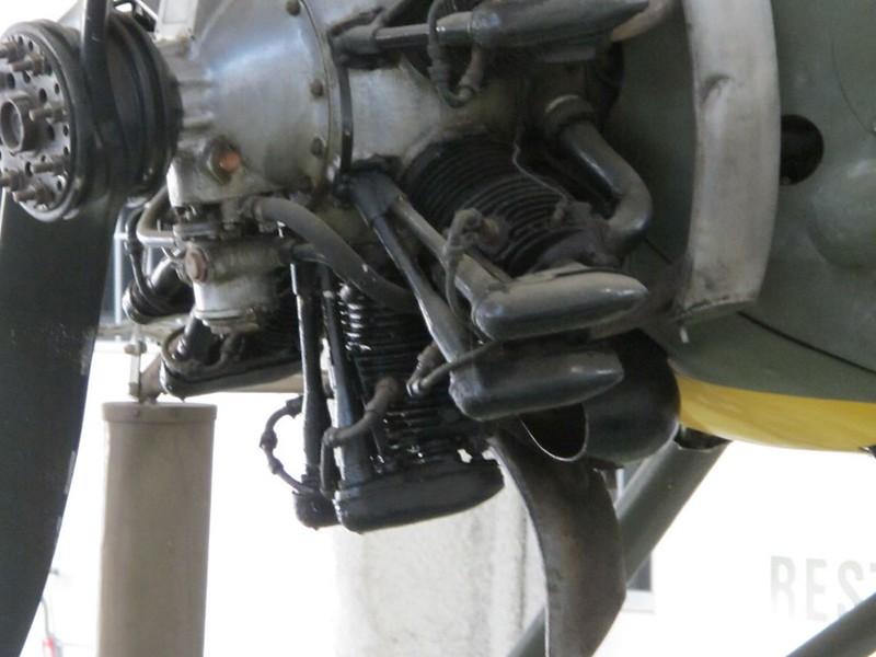 Cierva C.30-A Autogyro 8