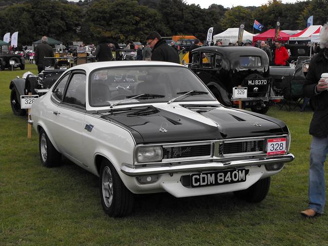 Chevrolet Firenza - CDM 840M