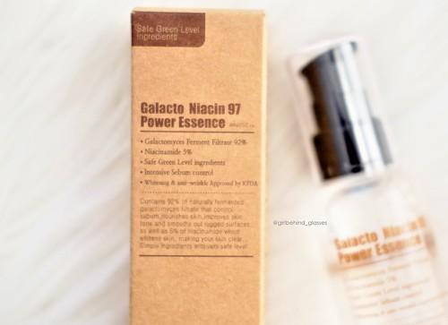 PURITO Galacto Niacin 97 Power Essence4 | by <Nikki P.>