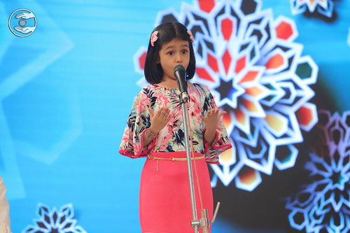 Baby Karanya Sarkar from Vashi, expresses her views