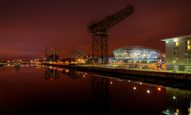 Late Night at the Hydro