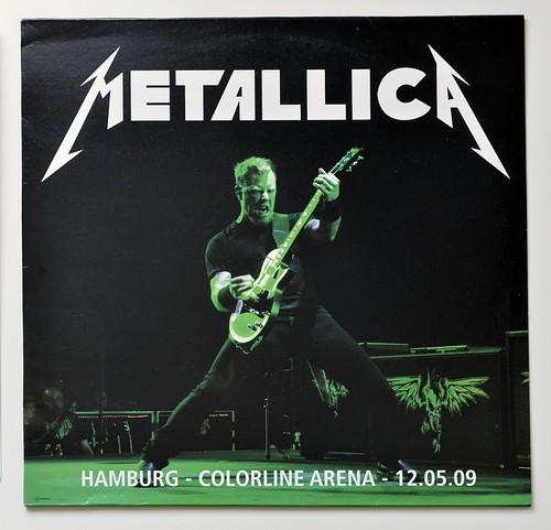 A0412 METALLICA - Hamburg Colorline Arena