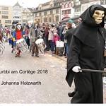 2018 Schlurbbi am Cortège