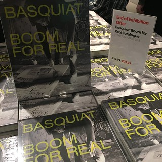 Basquiat Barbican | by StarryKat