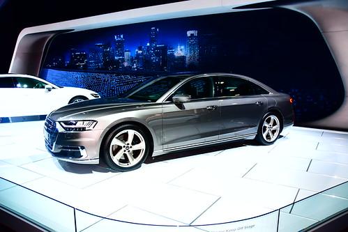 2019 Audi A8 Photo