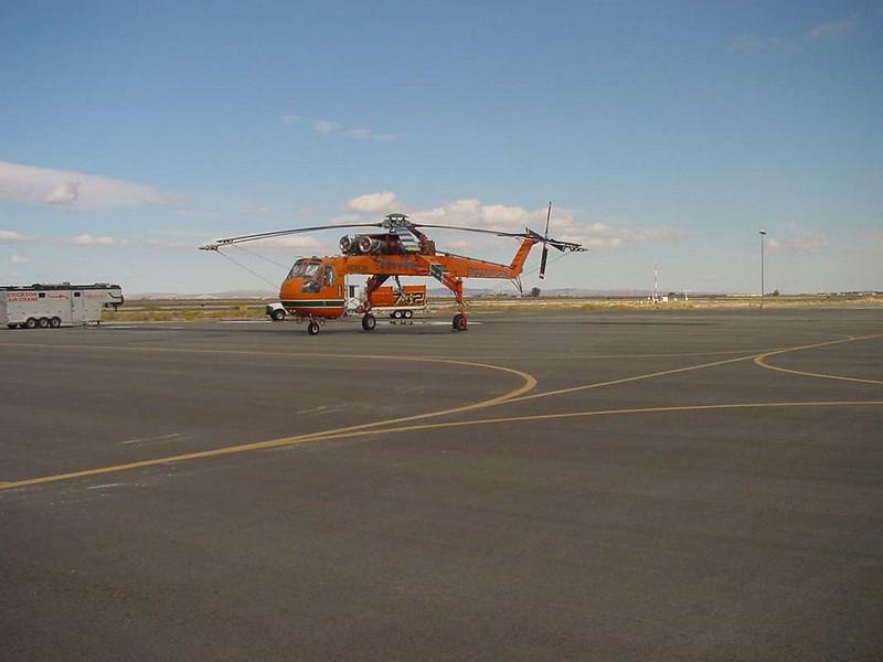 Sikorsky S-64E Skycrane 1