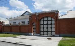 Nazran / Назрань (Ingushetia) - Typical House