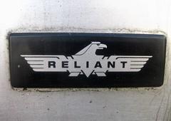 Impressive Reliant Logo