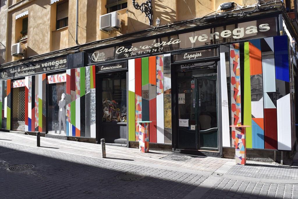 Calle De San Pedro Madrid M Roa Flickr