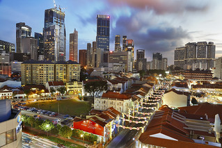 Festive China Town | by Kenny Teo (zoompict)