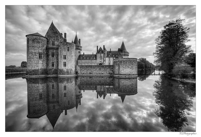 Château de Sully sur Loire