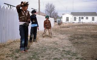 1956 Texas Kids