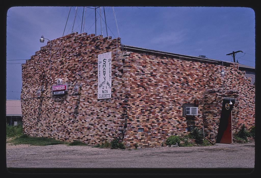 Shanty Club, Routes 79 & 80, Shreveport, Louisiana (LOC)