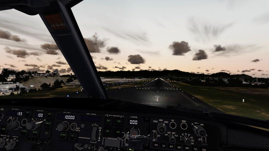 TNCM P3D v4 1 64bits | B737 PMDG TNCM Sint Maarten Addons: S… | Flickr