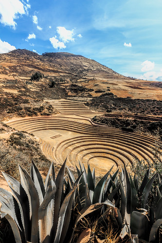 The Astounding Incan Moray Circles, Peru | by Aethelweard