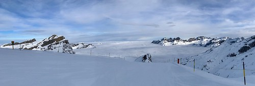 Above the clouds of Engelberg | by ndimmock