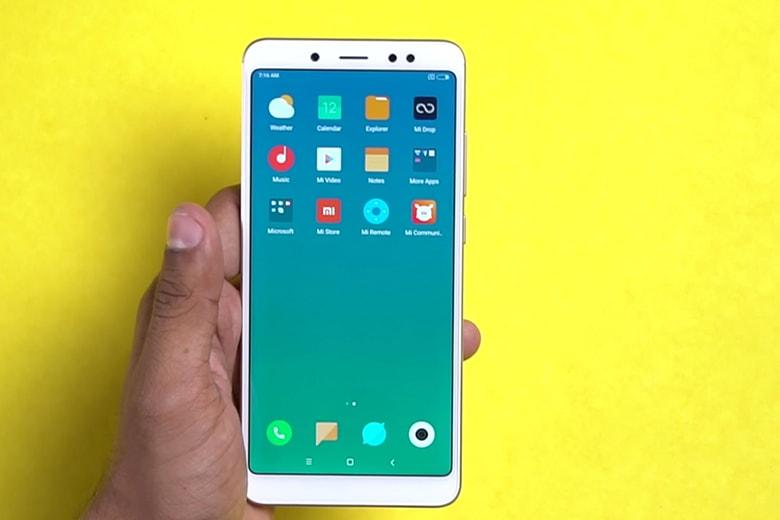 Xiaomi Redmi Note 5 Pro Chính Hãng Giá Rẻ, Xách Tay Trả Góp 0%