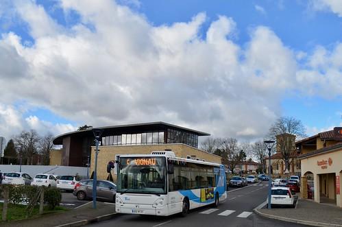 Saint-Pierre-du-Mont - Irisbus Citelis 12 - 26/01/18 | by Jérémy P.