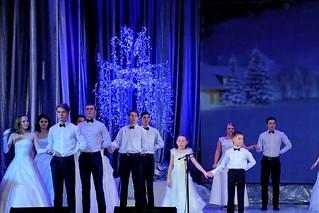 Рождественский концерт 740