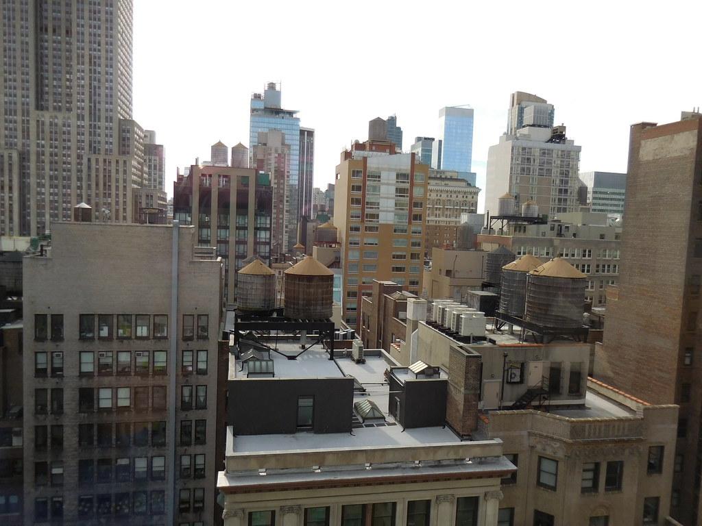 Terraza En Nueva York Algo Que Disfruto Mucho Es Visitar L
