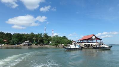 Pulau Ubin jetty