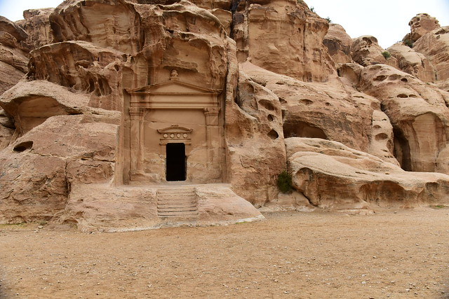 Little Petra, Jordan, January 2018 1396