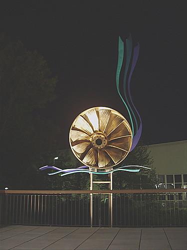 Alternativ Energie Kunst Flodin
