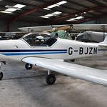 G-BJZN - Slingsby T.67A Firefly   Breighton
