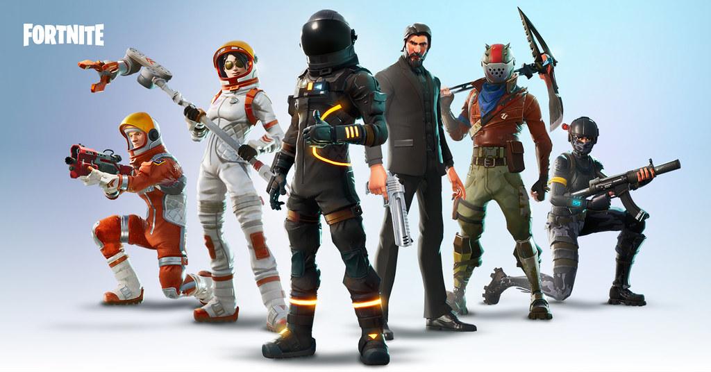 Fortnite Season 3 Playstation Blog Flickr