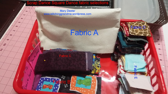 Selections for Scrap Dance Square Dance