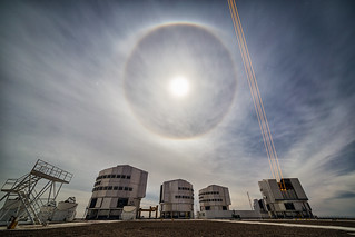 Lunar halo over Paranal Observatory | by Juan-Carlos Munoz-Mateos